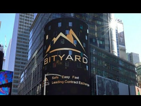 Crypto Bityard Review -Trade an Earn on The #1 Cryptocurrency Contracts Exchange! Better Than BitMex