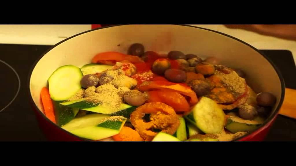 Tajine de poulet facile et rapide - Youtube cuisine marocaine facile ...