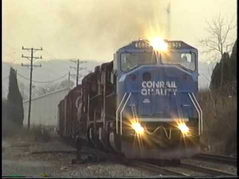 NS After Conrail
