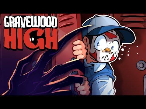 HELLO NEIGHBOR BUT IN SCHOOL! - Gravewood High!