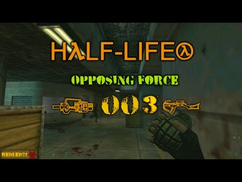 "Let`s Play Half-Life: Opposing Force #003 ""Friendly Fire"" [Deutsch 16:9]"