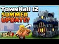 HUGE TOWN HALL 12 UPDATE COMING IN SUMMER? | HUGE TOWN HALL 12 UPDATE SPECULATION