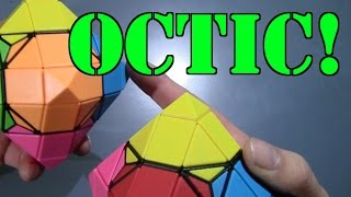 Octic Puzzles Unboxing And Special Gift!