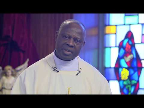 Seek Jesus in Scripture and the Eucharist | Homily: Father Joseph Boafo