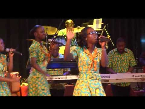 Nyame Y3 Ohene - LIVE PERFORMANCE (JoyfulWay Inc.)