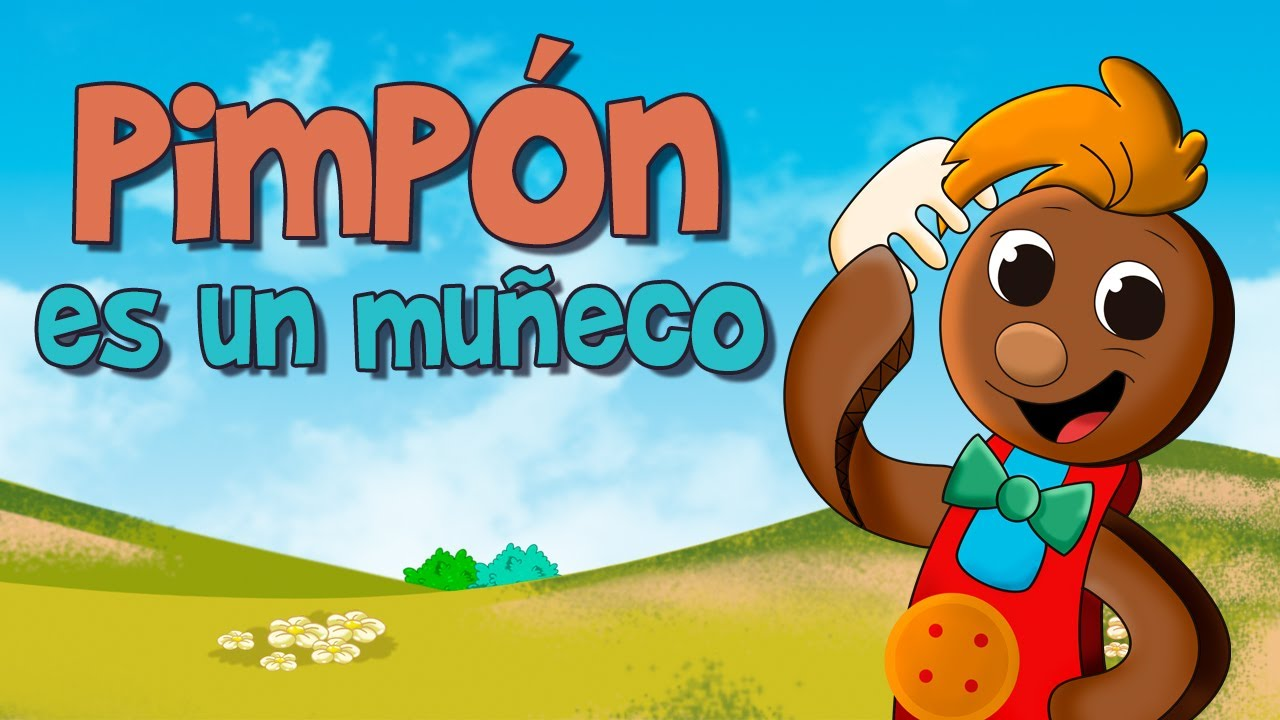 Pin Pon es un muñeco canciones infantiles - YouTube