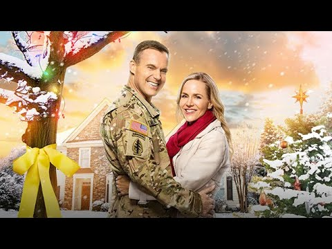 Christmas Homecoming  Starring Julie Benz and Michael Shanks