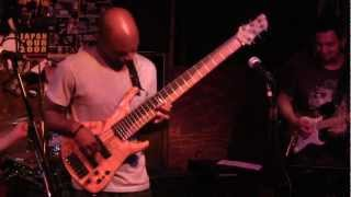Anthony Crawford / Live - Marcus Miller Cover - Redemption