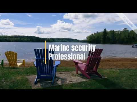 Cottage and Marina Security Cameras Solutions