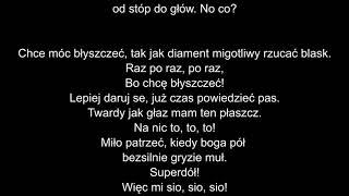 Karaoke Maciej Maleńczuk - Błyszczeć Vaiana
