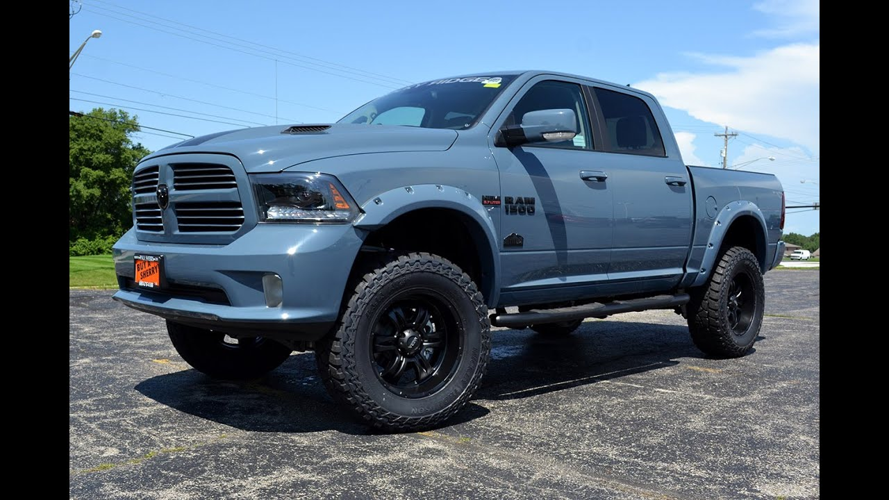 2015 Ram 1500 Sport Rocky Ridge Altitude In Depth