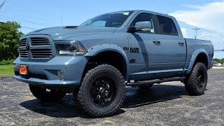 2015 RAM 1500 Sport - Rocky Ridge Altitude In-Depth Walkthrough | 27374T