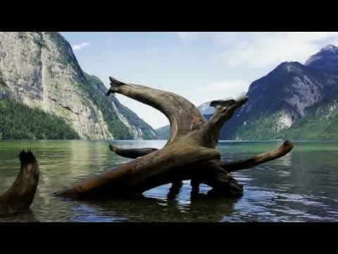 Konigssee the purest lake Germany Travel Video