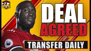 Manchester United's Romelu Lukaku sale agreed with Inter Milan   Transfer Daily