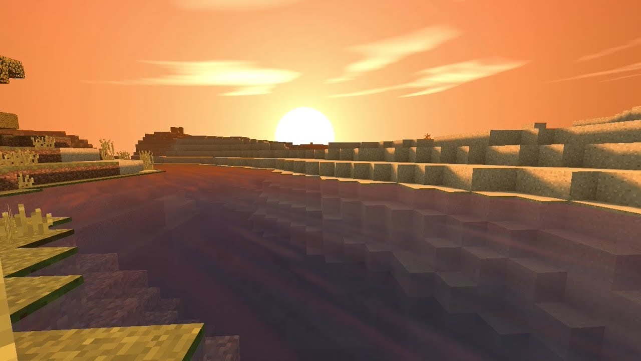 CSPE Shaders For Minecraft 1 2 8+ Cinematic 1080P 60FPS