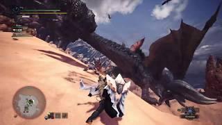 Monster Hunter: World - Black Diablos (LANCE)