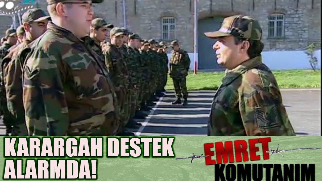 KARARGAH DESTEK BÖLÜĞÜ ALARMDA! - DEPREM VAR!
