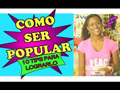 C Mo Ser Popular 10 Tips Para Ser Popular Vlog 29
