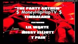 Download Hindi Video Songs - Timbaland  Ft. Lil Wanye, Missy Elliott & T-Pain - The Party Anthem