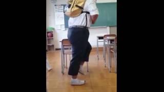 【ツイッターで話題】115キロのデブのダンスが凄かった! thumbnail