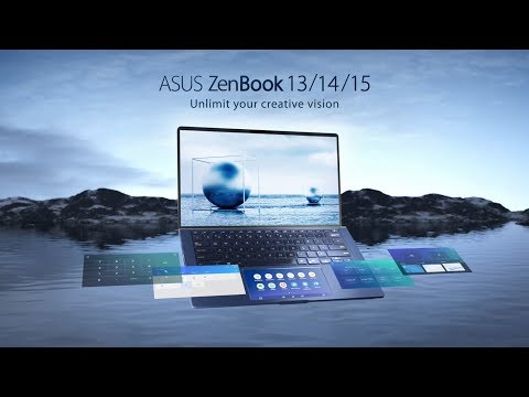 Unlimit your creative vision - ZenBook 13/14/15 | ASUS