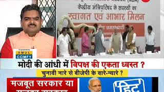 Taal Thok Ke: Opposition parties meeting to find excuses for impending defeat? Watch special debate