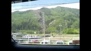 サラダ街道ドライブ動画