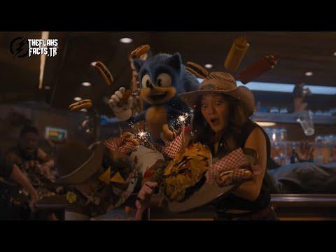 Kirpi Sonic | Bar Kavgası Sahnesi (Türkçe Altyazılı) [HD]