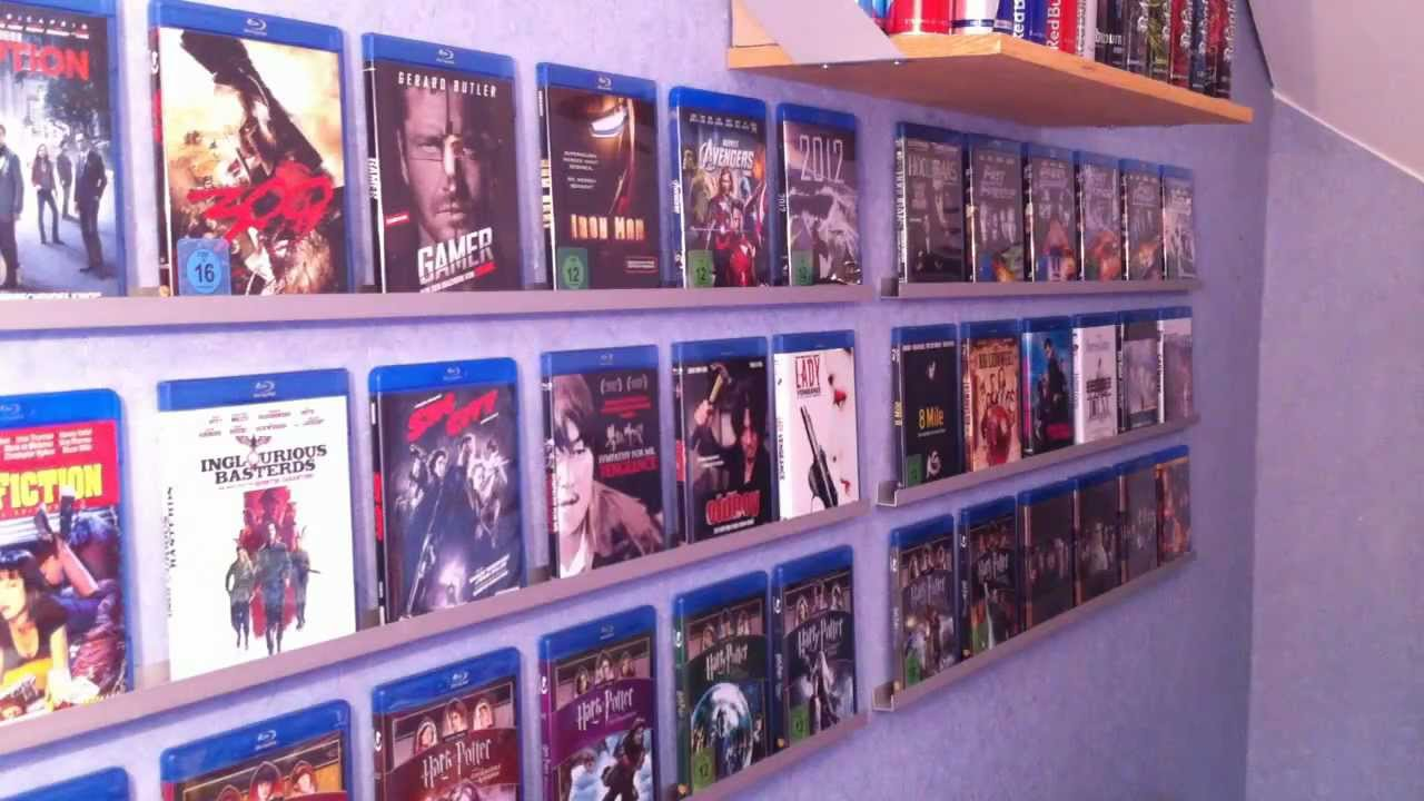 Bluray Dvd Regal Selbst Bauen Tarankino Special Youtube