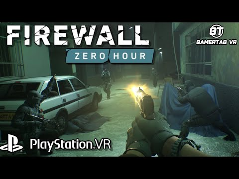 Lets Play Firewall Zero Hour on Playstation VR thumbnail
