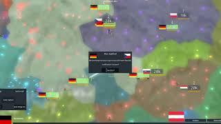 Reformar o Reich alemão em ascensão das Nações-ROBLOX