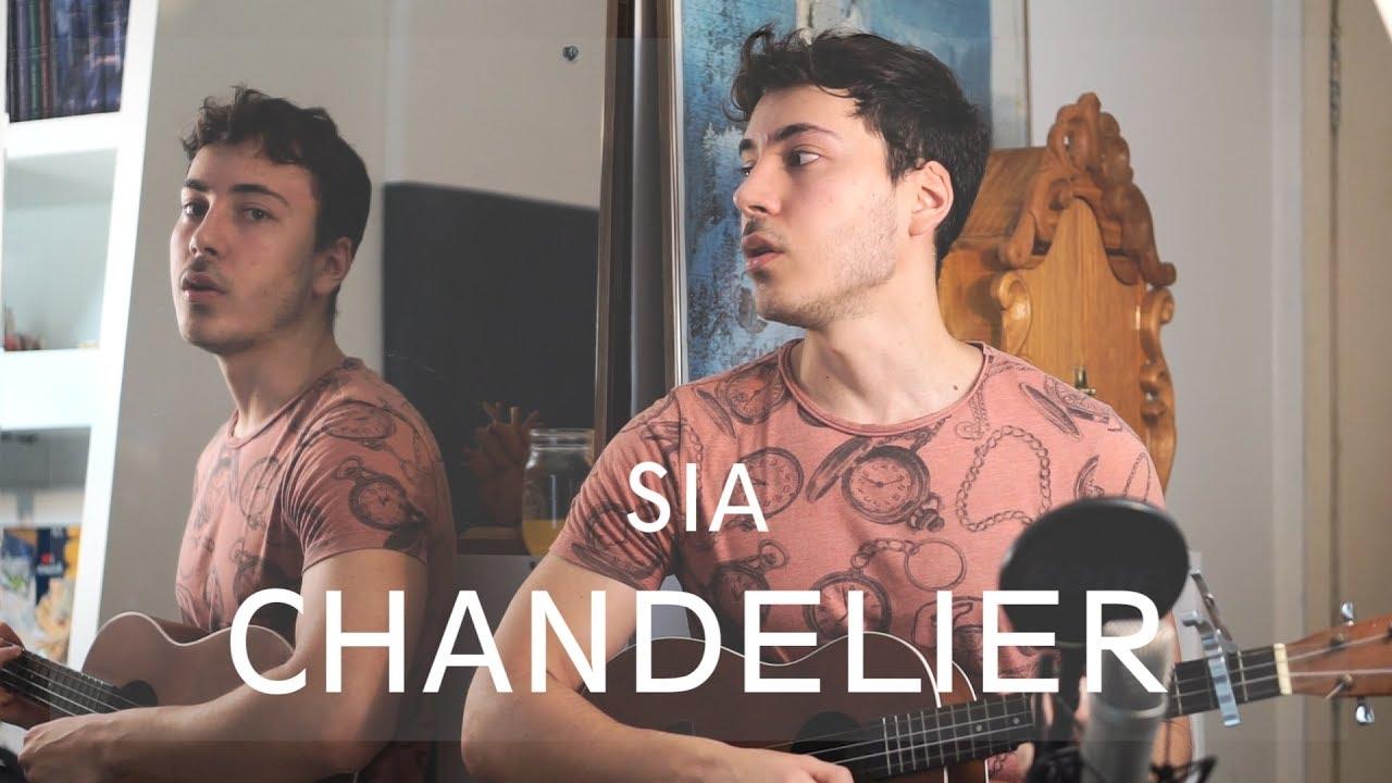 Sia - Chandelier | Acoustic Ukulele Cover (Sara Bareilles\' style ...