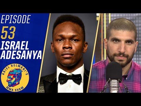 Israel Adesanya calls Jon Jones' UFC 239 performance 'meh' | Ariel Helwani's MMA Show