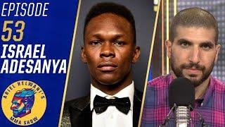Israel Adesanya calls Jon Jones' UFC 239 performance 'meh'   Ariel Helwani's MMA Show