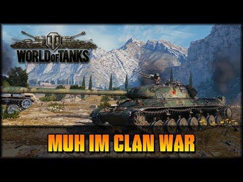 MUH im Clan War I - World of Tanks  [ deutsch 🐄 gameplay ] thumbnail