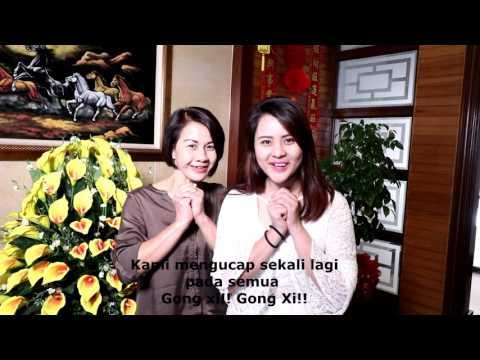 Gadis Cina Muslimah & FGTV ucap GONG XI FA CAI Posted by FIKIR GILA TV