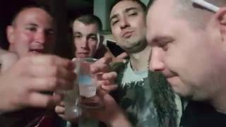 День рождения Дениса. Ребята перепели Шнура