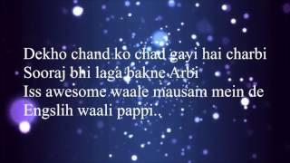 Pyar ki Maa Ki | Lyrics | Housefull 3 | Shaarib & Toshi