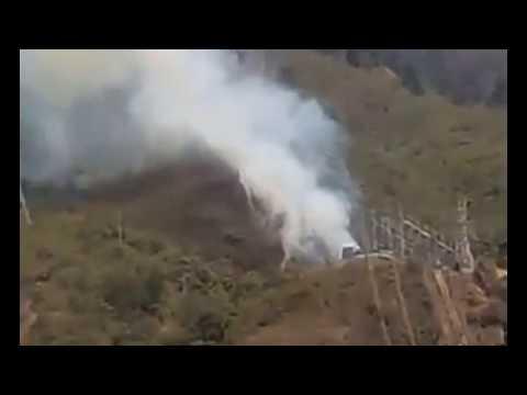 Venezuelan Substation Explodes Outside of Caracas After Guri Hydro Plant Fire