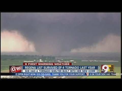 How To Be Prepared For A Tornado.