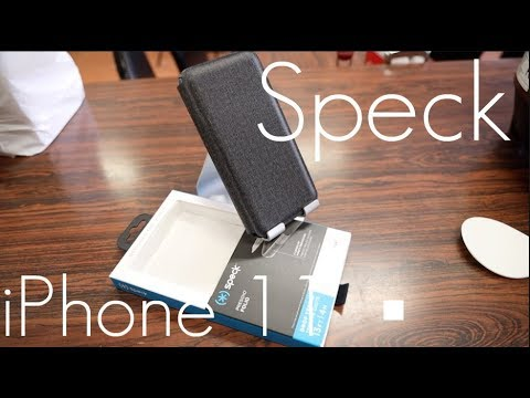 Speck Presidio Folio - iPhone 11 Pro / Max - Hands On Review