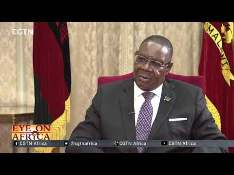 Malawi's president says Chinese investment is key to economy