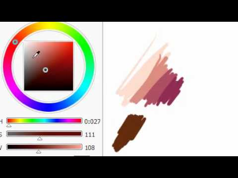 How I Shade Skin Picking The Right Colors Youtube