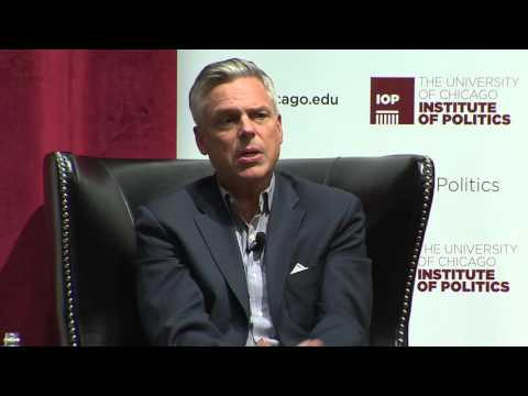 The Honorable Jon Huntsman