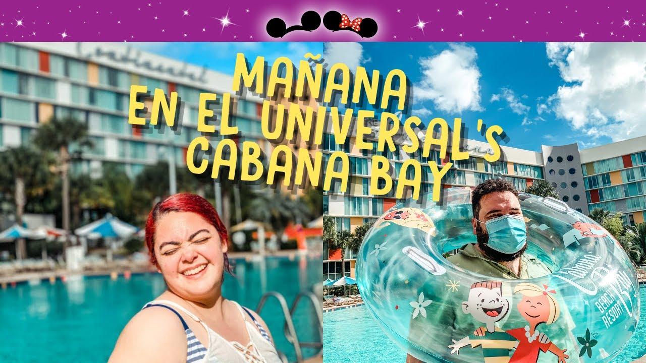 DISFRUTANDO DEL CABANA BAY BEACH RESORT UNIVERSAL ORLANDO - ALOJAMIENTO EN ORLANDO