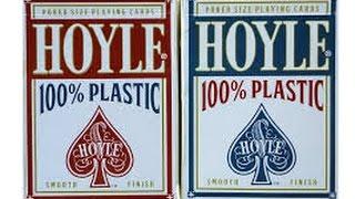 Hoyle Plastic Deck Review