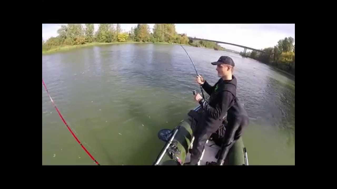 La pêche russe 3.7 où attraper le silure