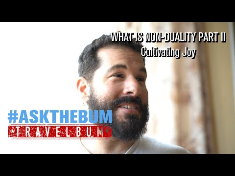 What is Non-Duality? Part II - Cultivating Joy