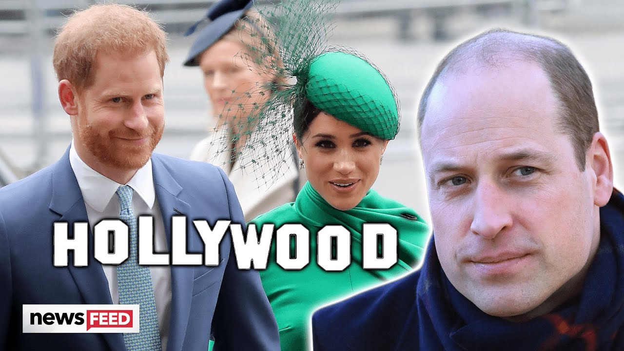 Prince William ACCUSES Harry Of Choosing Fame Over Family!