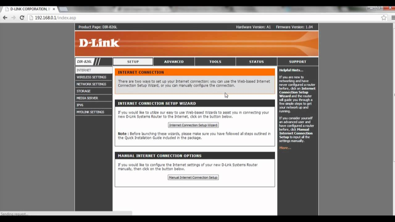 Dlink Router How To Enable Or Disable Access Control On Your Usb Wireless Lan Youtube
